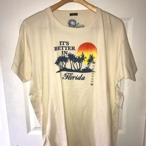 Polo Jeans Ralph Lauren Florida T shirt XL NWT